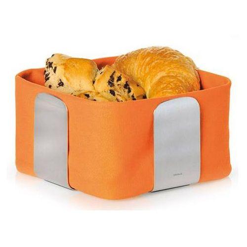 Blomus - koszyk na pieczywo 25,5 cm - desa pomarańczowy - pomarańczowy