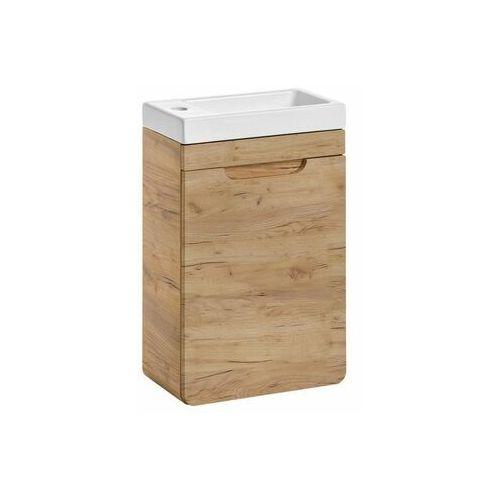 Zestaw szafka z umywalką Aruba 40 Comad (5907611649138)