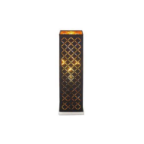 Globo Clarke Lampa stołowa Czarny, 1-punktowy - Nowoczesny - Obszar wewnętrzny - CLARKE - Czas dostawy: od 4-8 dni roboczych (9007371366477)