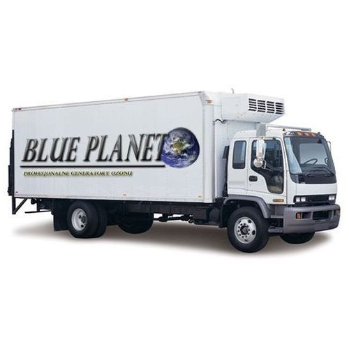 Blueplanet Ozon mobile truck