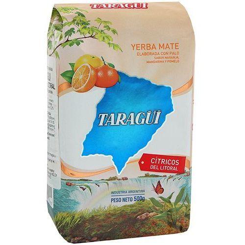 YERBA MATE 500g TARAGUI Citricos del Litoral | DARMOWA DOSTAWA OD 150 ZŁ!, kup u jednego z partnerów