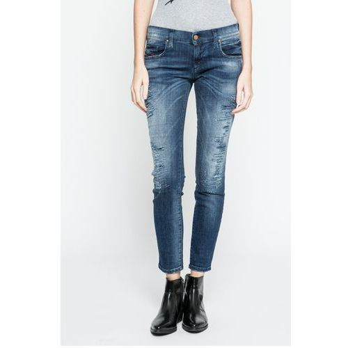 - jeansy gruppe-ankle, Diesel