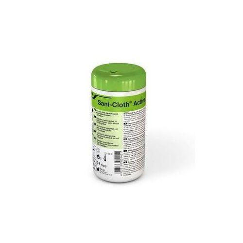 Ecolab Sani-cloth active - bezalkoholowe chusteczki myjąco-dezynfekujące
