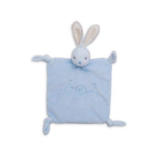 Kaloo Szmacianka przytulanka Zajączek Perle, jasnoniebieski, 20 cm
