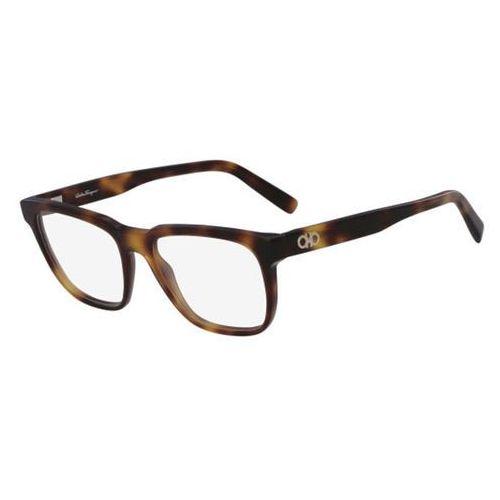 Okulary korekcyjne  sf 2780 214 marki Salvatore ferragamo