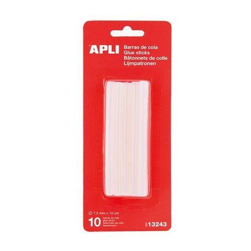 Klej termotopliwy , 10 topików marki Apli