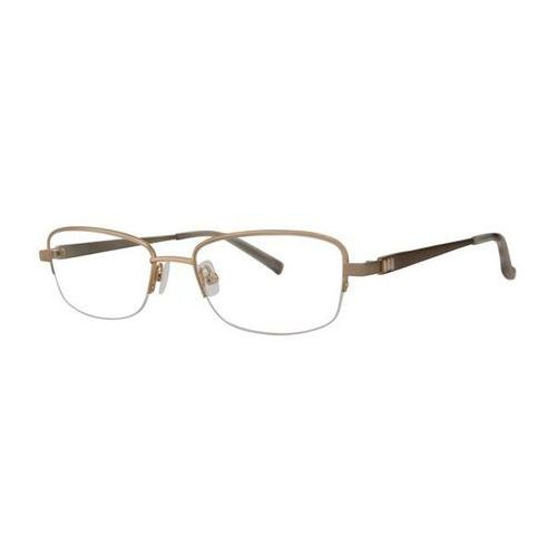 Vera wang Okulary korekcyjne aglaia gold