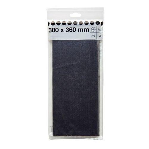 Diall Podkładka samoprzylepna  filcowa 300 x 360 mm brązowa (3663602992363)