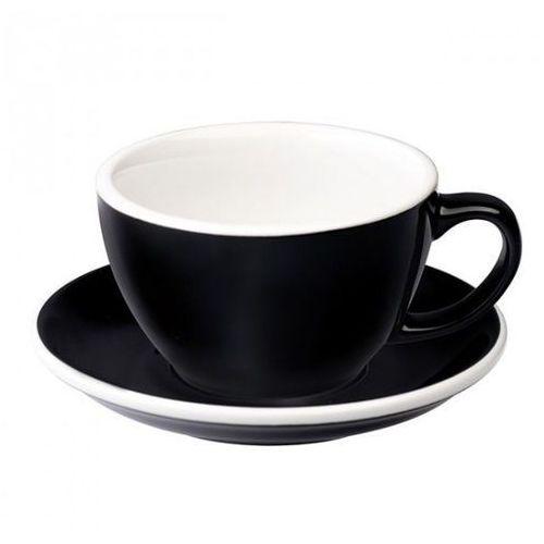 Loveramics egg filiżanka cafe latte 300 ml black