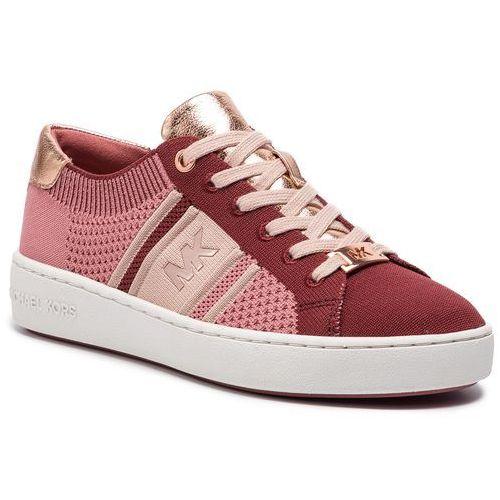 c7ecf57ead7eb Sneakersy MICHAEL MICHAEL KORS - Raya Lace Up 43R9RYFS2D Oxblood Mlti, kolor  różowy