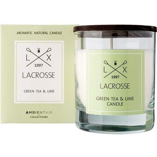 Świeca zapachowa Lacrosse Green Tea & Lime