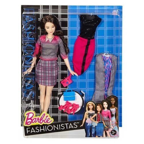 lalka i ubranka torebka z oczkiem marki Barbie