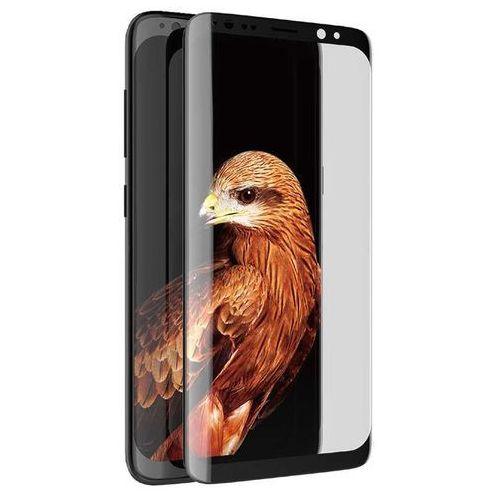 X-Doria 3D Glass - Szkło ochronne 9H na cały ekran Samsung Galaxy S8+ (czarna ramka)
