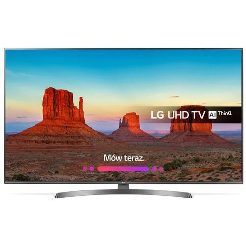 OKAZJA - TV LED LG 55UK6750