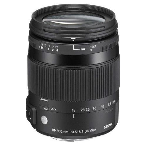 Sigma C 18-200 mm f/3.5-6.3 DC MACRO OS HSM Nikon, 18-200/3.5-6.3 C DC MACRO OS HSM