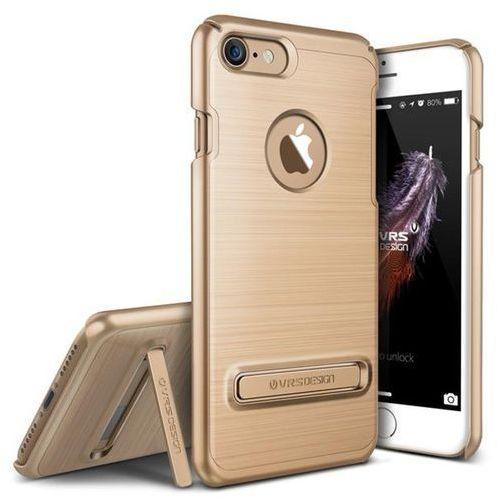 Etui VRS DESIGN Simpli Lite do iPhone 7 Złoty - sprawdź w wybranym sklepie