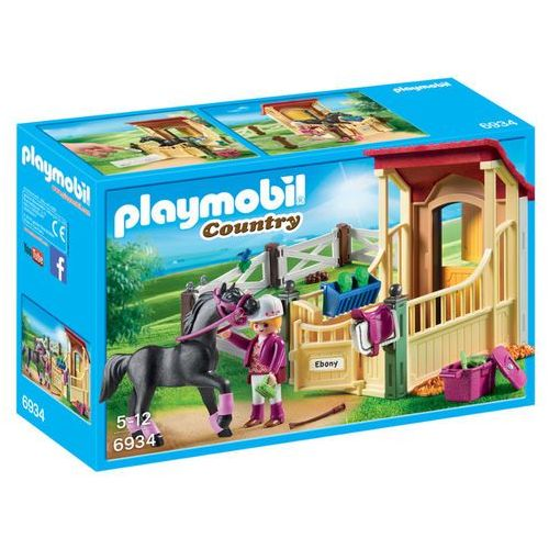 Playmobil COUNTRY Boks dla konia arabskiego 6934