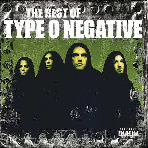Warner music / roadrunner records Type o negative - the heart of rr: the best of