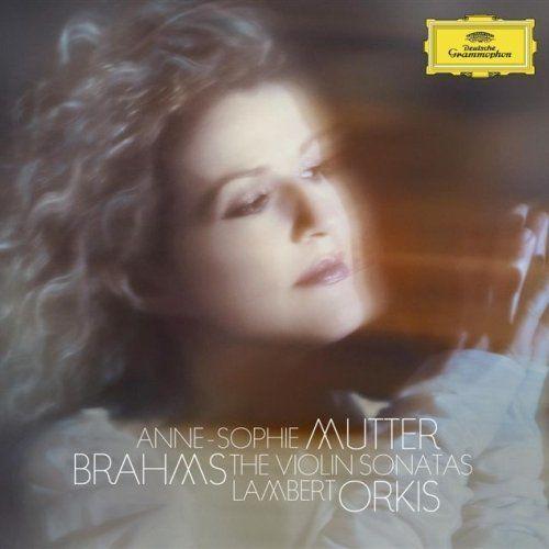 Universal music / deutsche grammophon Brahms: the violin sonatas [p] - lambert orkis, anne-sophie mutter, johannes brahms (płyta cd) (0028947787679)