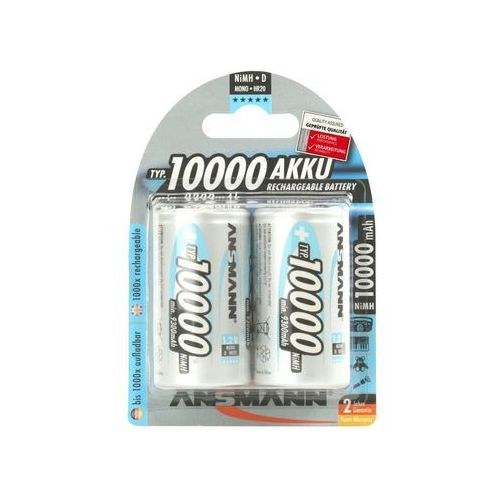 Ansmann Mono 2xD Typ 10000 min. 1,2V/9300 mAh Akumulator, 5030642