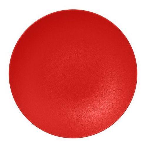 Talerz głęboki nano ember czerwony neofusion marki Rak