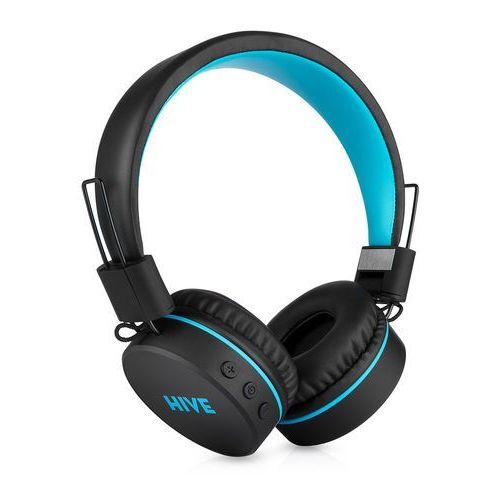 Niceboy słuchawki bezprzewodowy HIVE, czarny - BEZPŁATNY ODBIÓR: WROCŁAW!