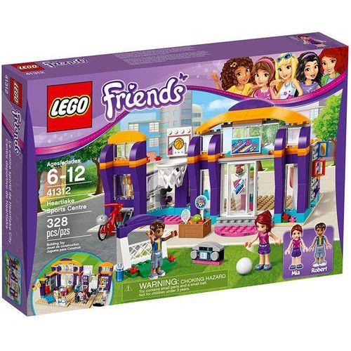 LEGO Friends, Centrum sportu w Heartlake, 41312