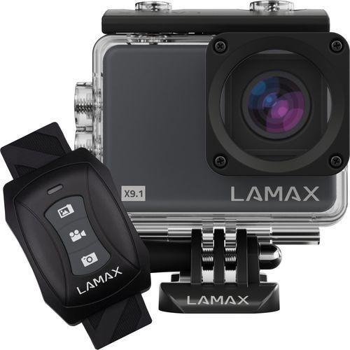 Lamax Kamera sportowa x9.1 + zamów z dostawą jutro! + darmowy transport!