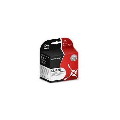 Tusz Asarto do Canon CLI42BK | Pixma Pro-100 | 900 str. | black, AS-C42BN