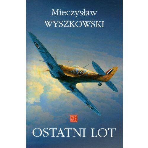 Ostatni lot (190 str.) - OKAZJE