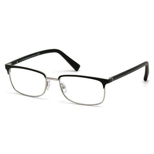 Okulary korekcyjne  ez5029 005 marki Ermenegildo zegna
