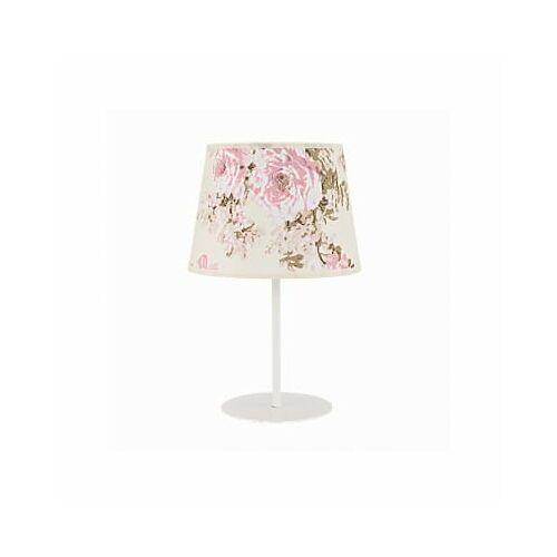 Duolla Lampa stołowa violin 1xe14/40w/230v róża (5902249071764)