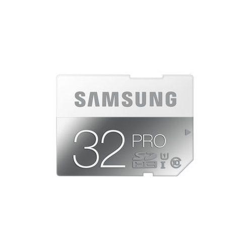 Karta pamięci sdhc  mb-sg32d/eu, 32 gb, class 10, uhs-i, 90 mb/s / 50 mb/s wyprodukowany przez Samsung
