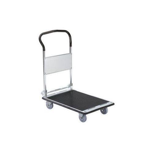Wózek platformowy premium 150, nośność 150 kg, pow. ładunkowa dł. x szer. 710x45 marki Seco