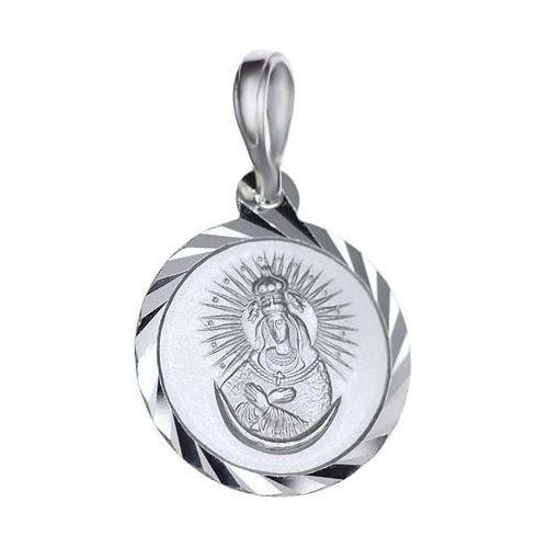 medalik ,srebro satynowane 925, 095933