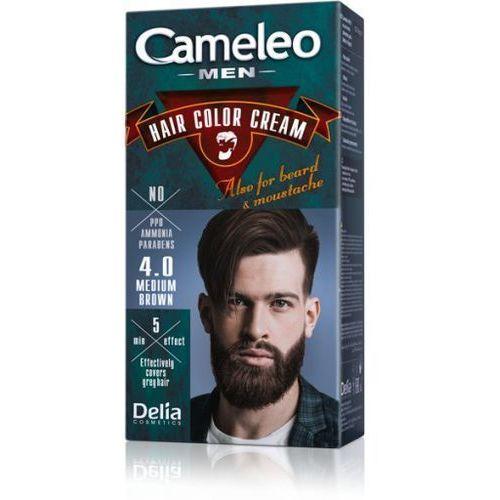 Delia Cosmetics 4.0 Medium Brown 30 ml (5901350445846)