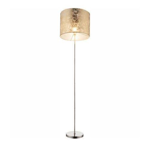 Globo Lampa stojąca Nikiel matowy, 1-punktowy - - Obszar wewnętrzny - AMY - Czas dostawy: od 6-10 dni roboczych (9007371312481)