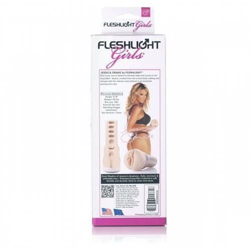 Fleshlight Girls - Jessica Drake Heavenly (0810476014544)