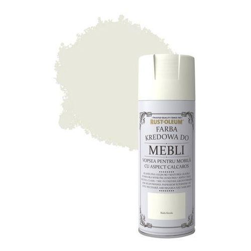 Spray do mebli biała kreda 400 ml marki Rust-oleum