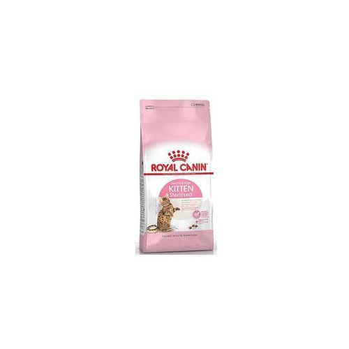 ROYAL CANIN Kitten Sterilised 37 0,4kg (3182550805155)