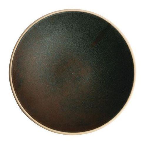 Olympia Płytka stożkowa miska, patynowa zieleń 200mm canvas (zestaw 6 sztuk)