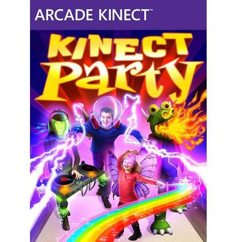 Gra Kinect Party