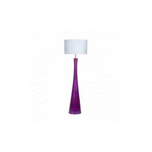 4concepts 4 concepts siena lavender l235311301 lampa stojąca podłogowa 1x60w e27 biały