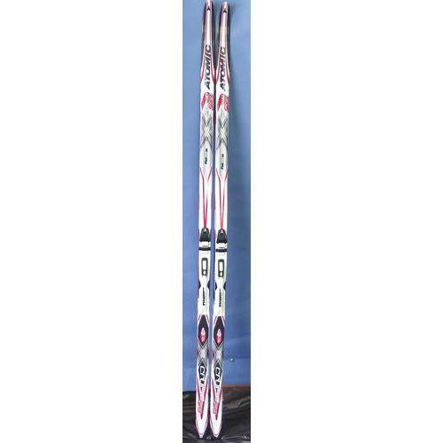 Atomic Nowe narty biegowe  cruise 53 cl, dług. 183cm (gg)
