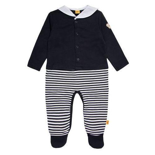Steiff Collection 1/1 ARM BABY NEWBORN BOY&GIRL SPECIAL DAY Śpioszki marine blue, 6722871