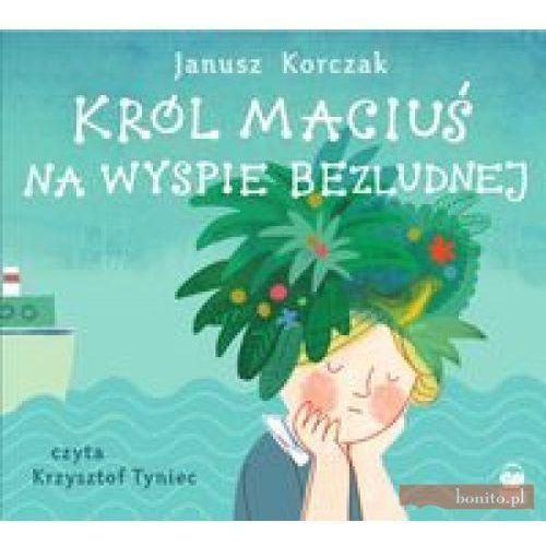 Król Maciuś Na Wyspie Bezludnej. Książka Audio Cd Mp3 (2011)