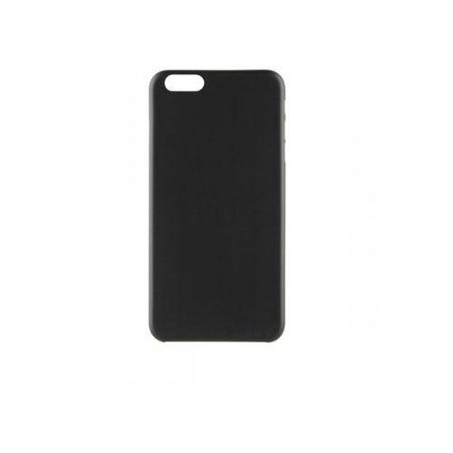 Pokrowiec XQISIT iPlate Ultra Thin na iPhone 6 Plus Czarny z kategorii Futerały i pokrowce do telefonów