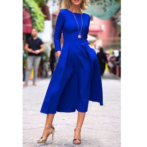 Sukienka JASMINA BLUE, 36-42