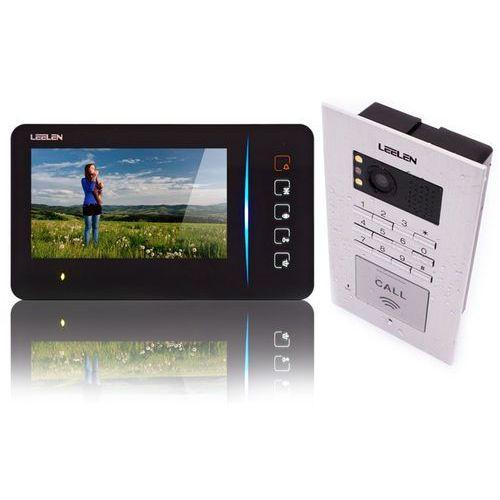 Wideodomofon Leelen 7cali N60/No18p z szyfratorem, N60-NO18P