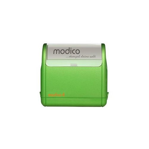 Pieczątka Modico 4 zielona Pieczątka Modico 4 zielona